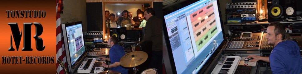 TONSTUDIO MÜNSTER - MOTET-RECORDS Tonstudios - Musikproduktion und Label